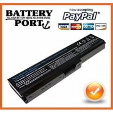 [ TOSHIBA LAPTOP BATTERY ] A135 U400